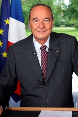 ¿Cuánto mide Jacques Chirac? - Real height Turquie-jacques-chirac