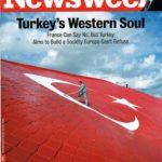 L'ascension turque en couverture de Newsweek